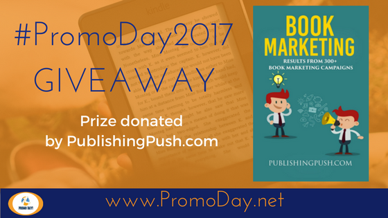 Free eBook for ALL Registered Participants for #PromoDay2017 @PublishingPush