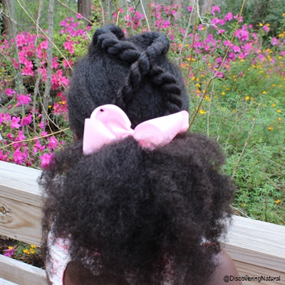 Struggling with Natural Hair DiscoveringNatural African Naturalistas