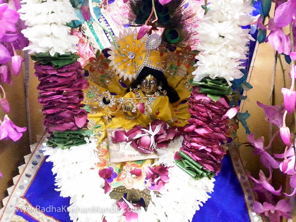 Kanha Ki Chhati Poojan | Krishna Chati Utsav