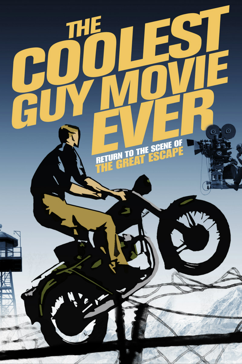 THE COOLEST GUY MOVIE EVER poster