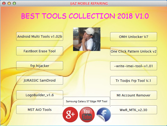 Best Tool Collection 2018 V1.0 Free Download