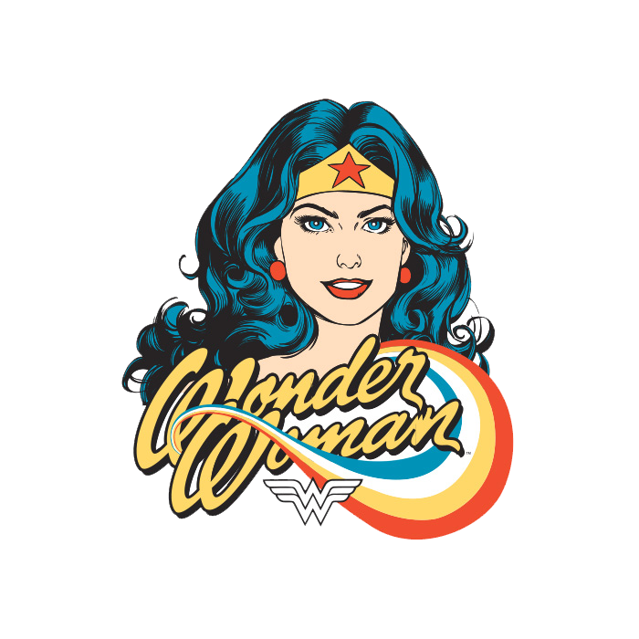 Wonder Woman Clipart. - Oh My Fiesta! for Geeks