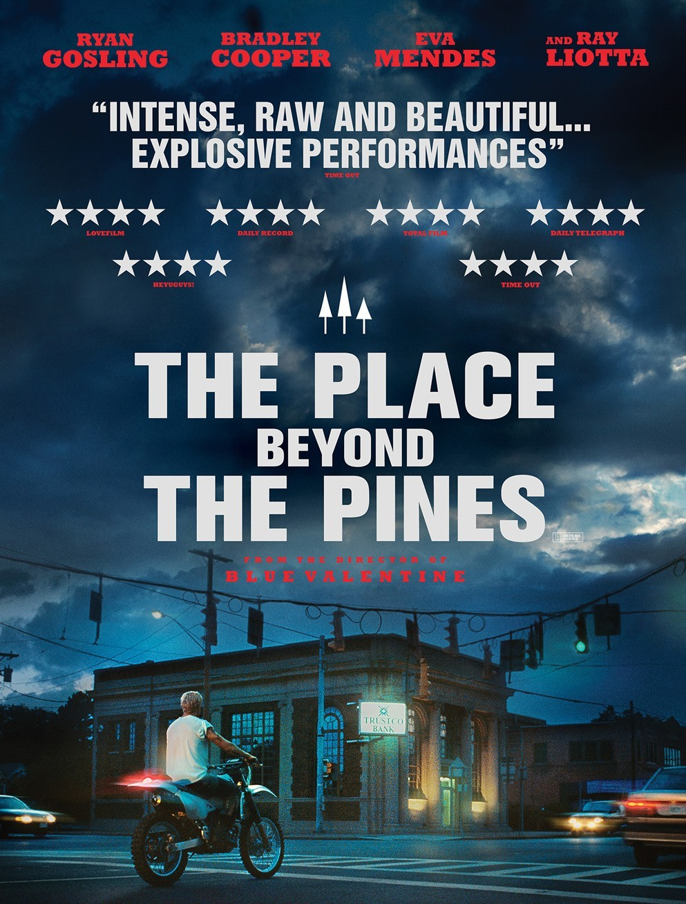 a film analysis of blue valentine by derek cianfrance The new movie from the director of blue valentine is a  the first film by derek cianfrance,  cianfrance's ambitious new film, the place beyond the pines,.