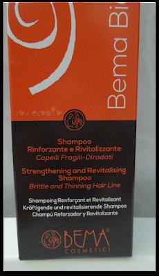 Bema cosmetici shampoo professionale ecobio