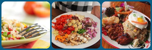TERUNGKAP...!!! Rahasia Para Chef dalam membuat Nasi Goreng.