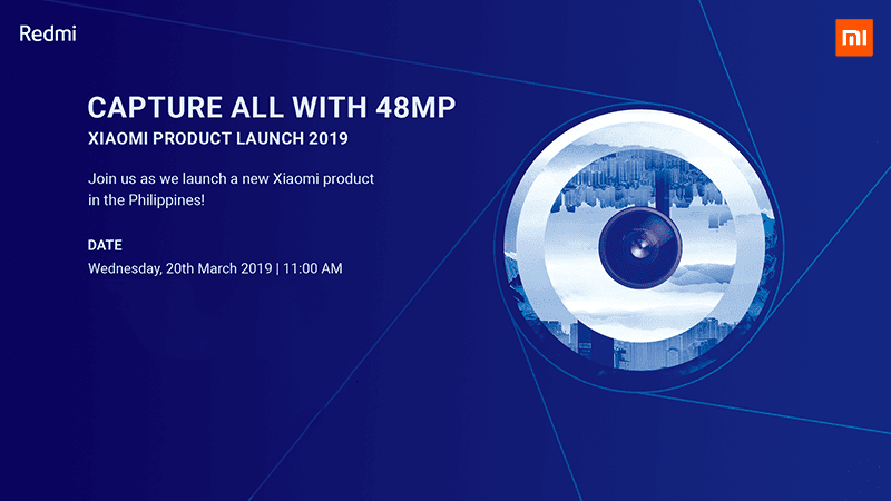 Redmi Note 7 launch on March 20