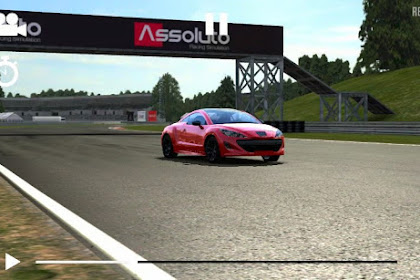 Download Game Android Assoluto Racing Mod v1.6.6 Apk