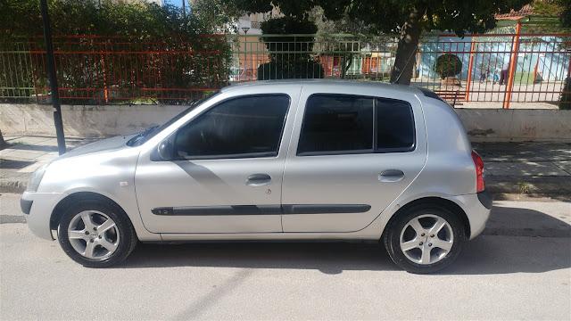 Πωλείται Renault Clio στην περιοχή του Άργους
