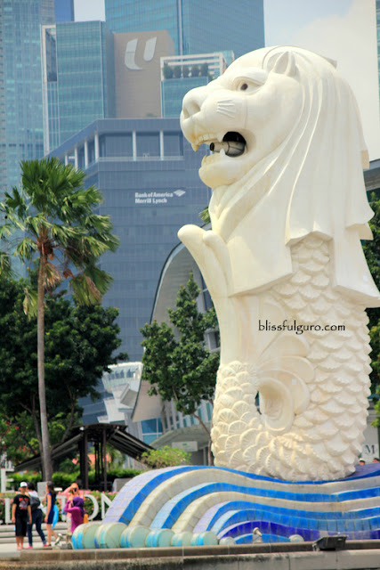Merlion Singapore Blog