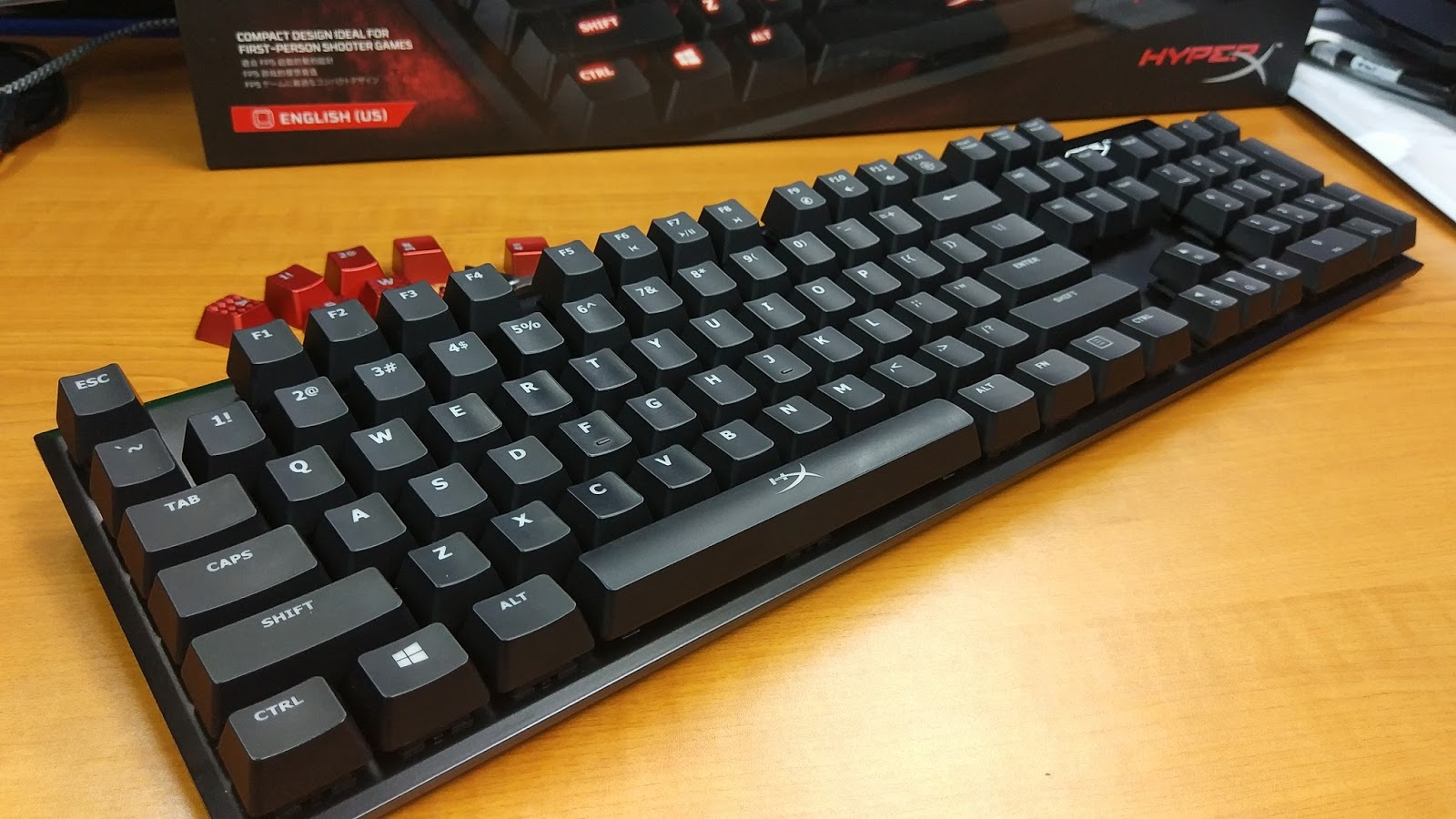 8ea2119a2c2 Not your typical Mechanical Gaming Keyboard - Review of the HyperX ...