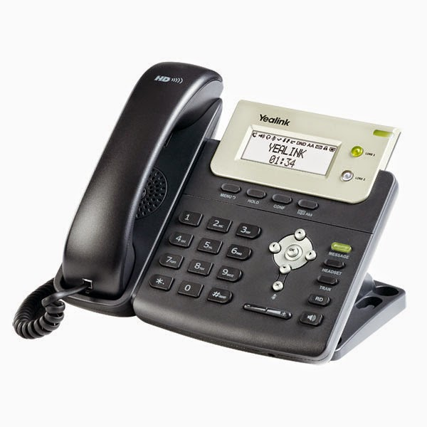 Yealink SIP T21P E2 Advanced managed IP Phone for voip calls