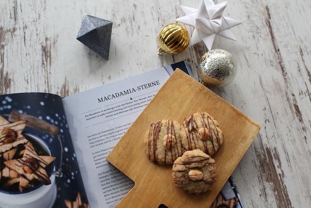 Macadamia Sterne aus White Christmas Buchtipp Jules kleines Freudenhaus Hoelker Verlag