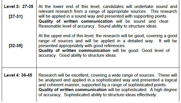 Ib tok essay mark scheme - Macaulay brackets analysis essay