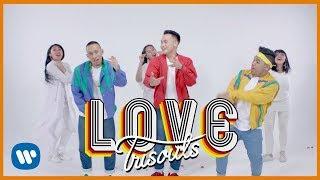 Lirik Lagu Trisouls - Love