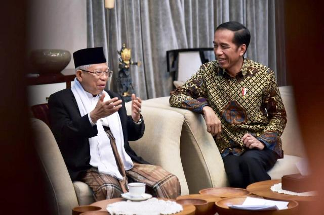 Jelang Pilpres, TKN Akui Suara Jokowi-Ma'ruf Melorot di Wilayah-wilayah Ini