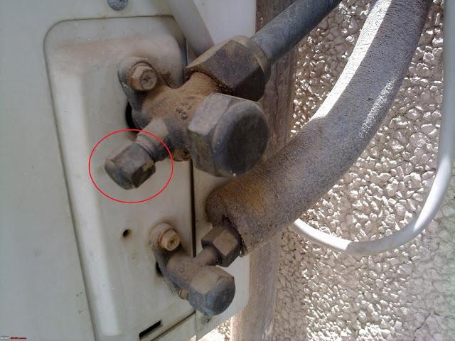 Whirlpool Ductable AC Repair