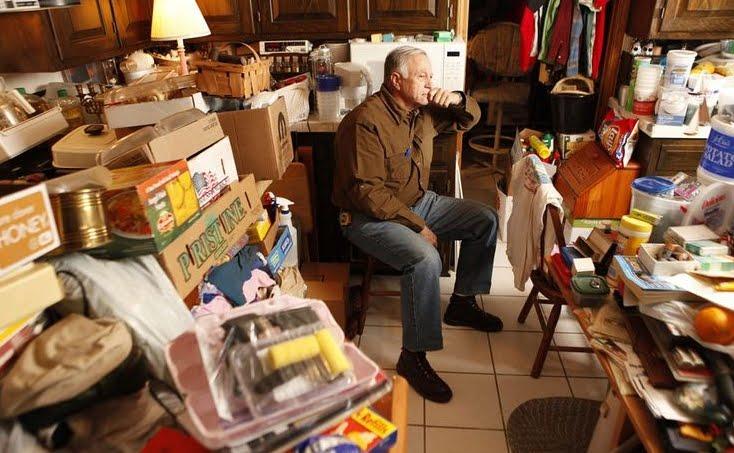 Accaparramento o disposofobia, classificato disturbo medico | Salute News.