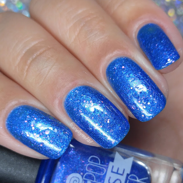 Lollipop Posse Lacquer - Midway Madness