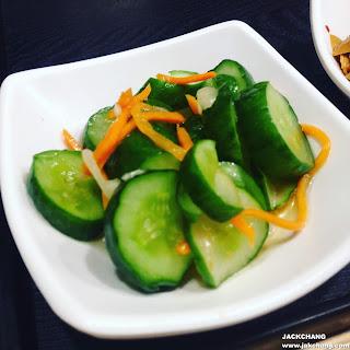 小菜小黃瓜