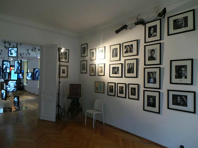 Exposition photographie studio Harcourt Paris