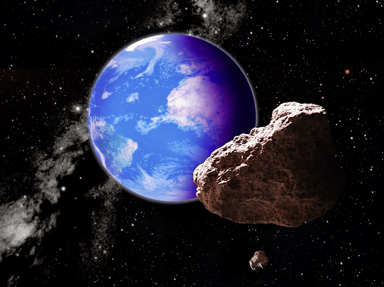 asteroid miles from earth - photo #16