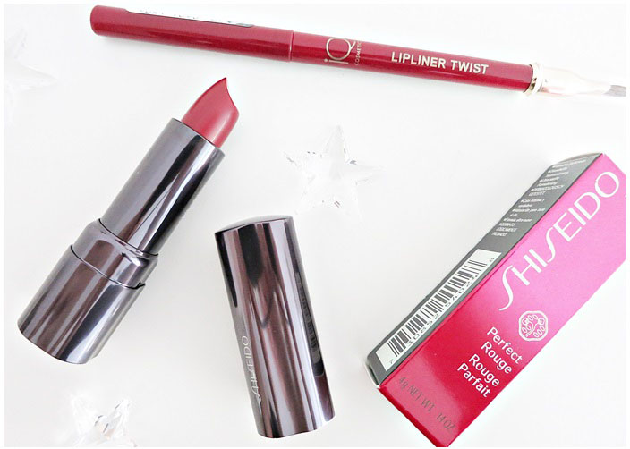 Shiseido Perfect Rouge RD514 Dragon