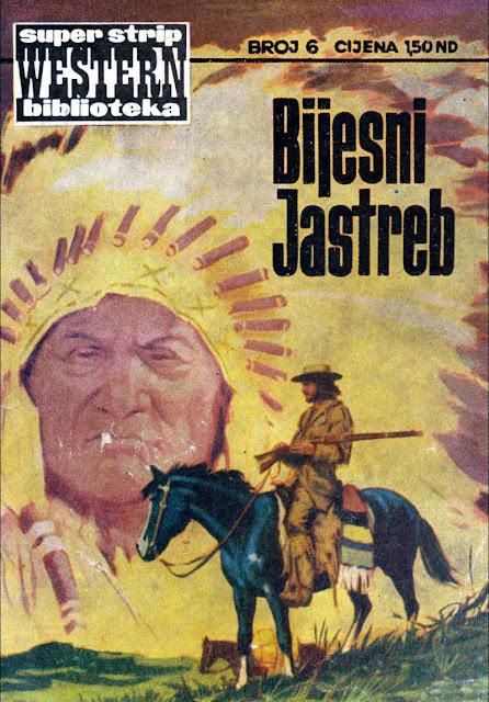 Bijesni Jastreb - Western