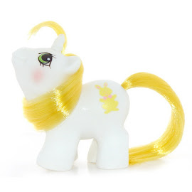 My Little Pony Tattles Year Five Newborn Twin Ponies G1 Pony