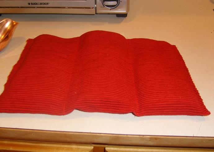 Beanbugcrafts Tuesday Tutorial Making Homemade Heating Pads