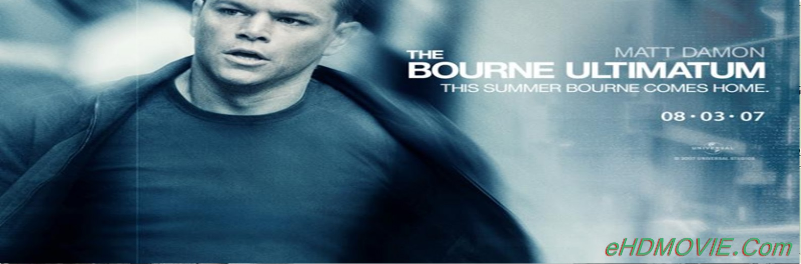 The Bourne Ultimatum 2007 Full Movie Dual Audio [Hindi – English] 720p - 480p ORG BRRip 400MB - 1GB ESubs Free Download