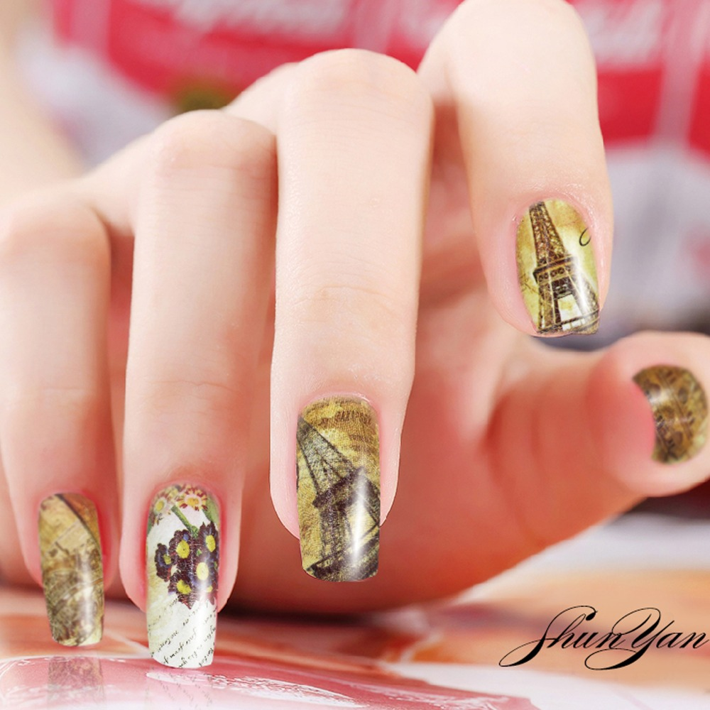 Go around the world: Nail art ideas inspired by the travaholics