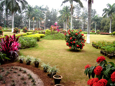 Indira Park in Hyderabad District in Telangana