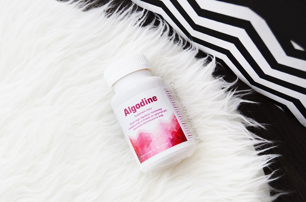 ALGODINE | Suplement diety z algami