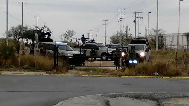 VIDEO: MARINOS ACRIBILLAN desde HELICOPTERO a SICARIOS en Reynosa Tamaulipas