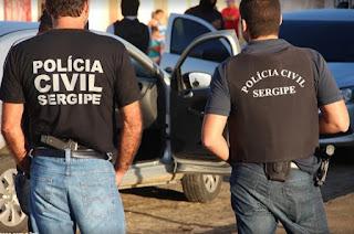 PC cumpre mandado de prisão preventiva contra suspeito de roubo em Nossa Senhora das Dores