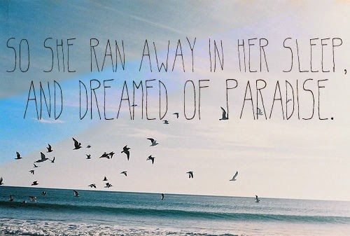 A trip to paradise - Part 1