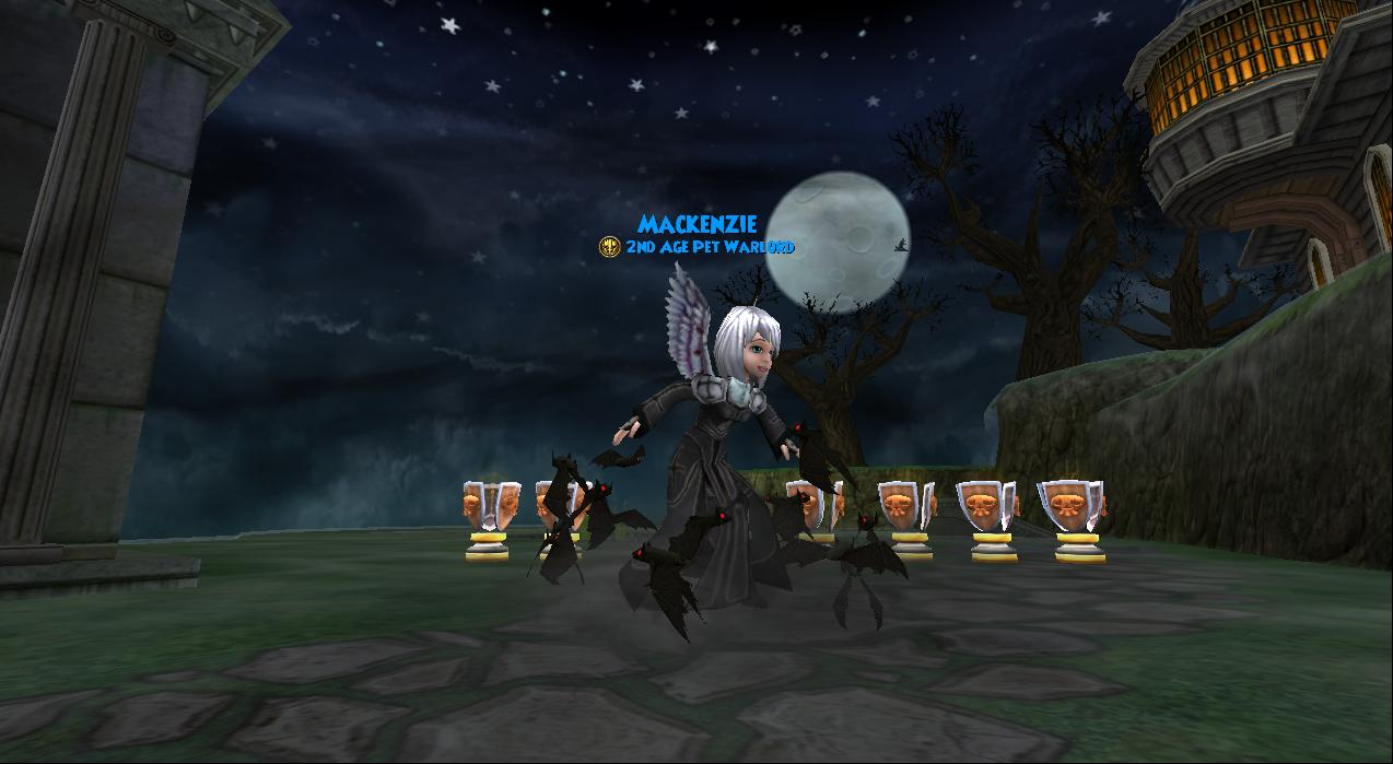 Death eye wizard101