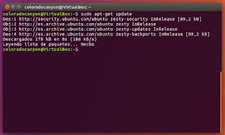 libappindicator1 en Linux Ubuntu