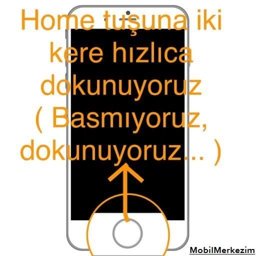 iPhone'u Tek Elle Kullanma ( Bilinmeyen iPhone Özellikleri )