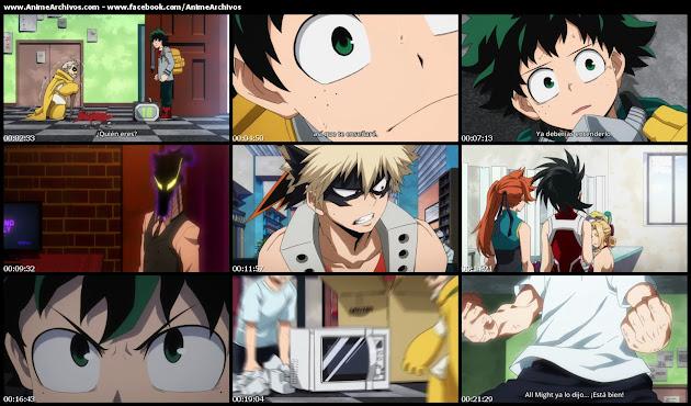 Boku no Hero Academia 2nd Season 14