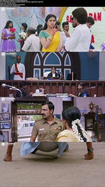 Bhairava 2017 HRip 720p Hindi Dubbed