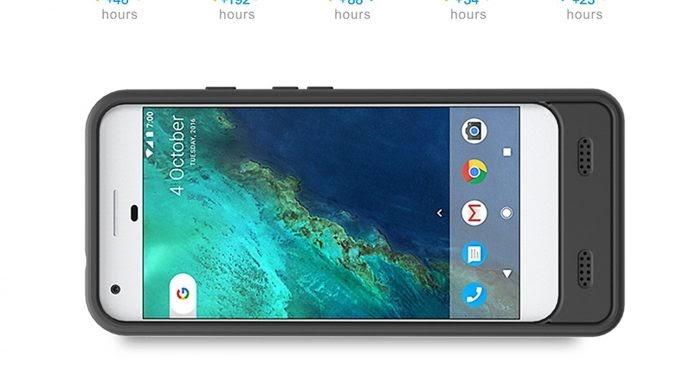 detailing f2f1e 1c750 ZeroLemon intros massive 8,500 mAh battery case for Pixel XL ...