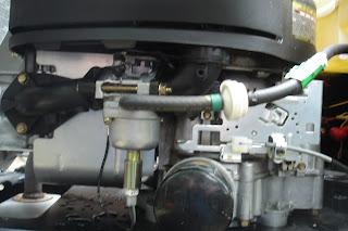 Craftsman Lt1000 Riding Mower >> B-Jay's Motorsports LLC: Craftsman LT1000 ride mower