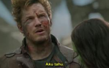 Download Guardianes de la galaxia (2014) BluRay 480p & 3GP Subtitle Indonesia