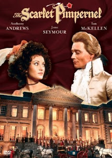 DVD Cover - The Scarlet Pimpernel, 1982