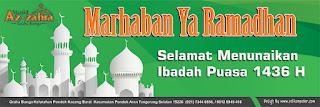 Desain Spanduk Ramadhan 2015