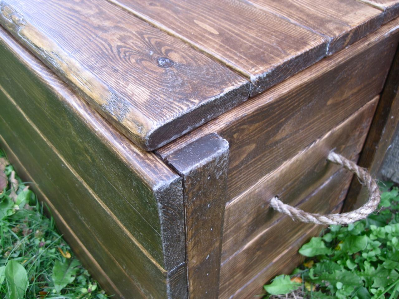 Woodwork Wood Storage Box Plans Pdf Plans