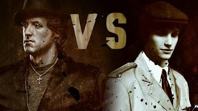 Rocky Balboa VS Tiger Mask - Il nuovo Fan-Movie di Daniele Spadoni.