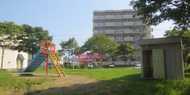 Kushiro - Spielplatz