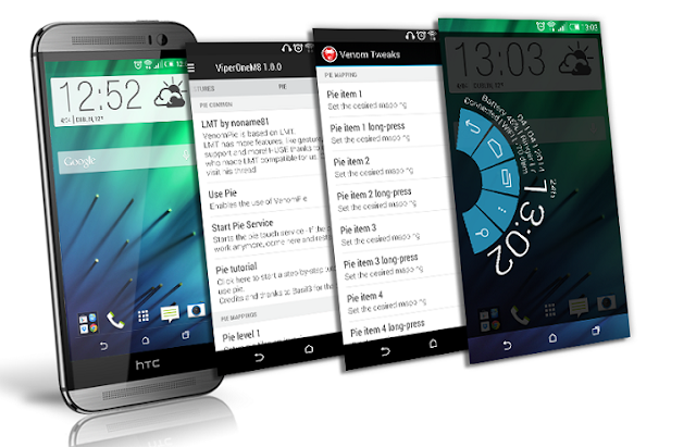 ROM for the HTC One M8